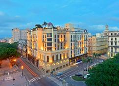 Iberostar Parque Central - Havana - Outdoor view
