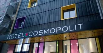 Hotel Cosmopolit - Sarajevo - Byggnad