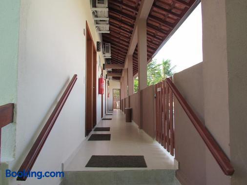 Pousada Vila da Praia - Bertioga - Balcony