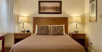 Oasis Guest House - בוסטון - חדר שינה