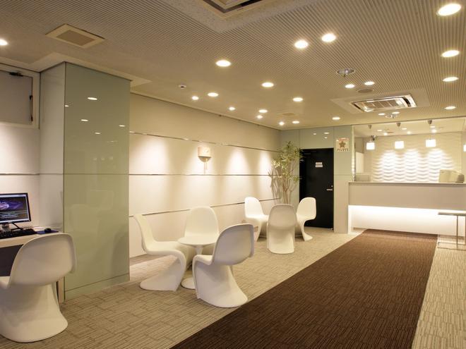 Hotel Green Palace - Sendai - Lounge