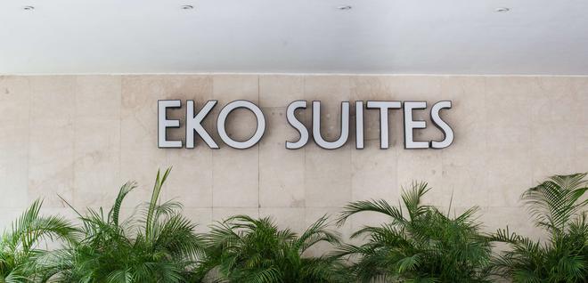 Eko Hotels & Suites - Lagos - Building