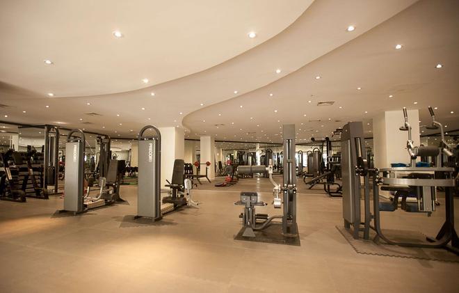 Eko Hotels & Suites - Lagos - Gym