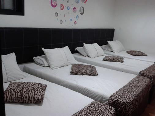 Hotel Santiago Plaza - Bogotá - Bedroom
