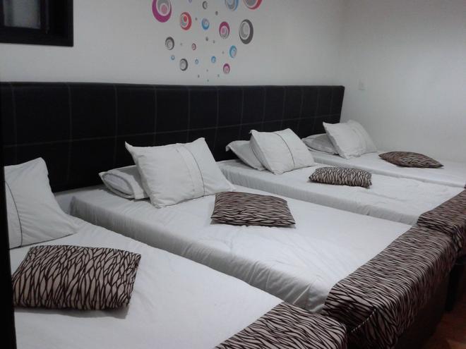 Hotel Santiago Plaza - Bogotá - Phòng ngủ
