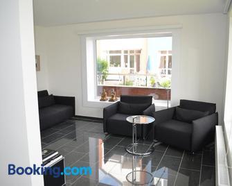 Dünenblick Apartments - Helgoland - Wohnzimmer