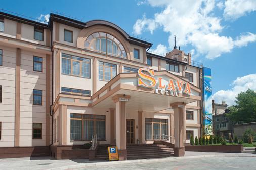 Slava Hotel - Zaporozhye - Building