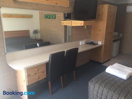 Alexander Motor Inn Moree - Moree - Dining room