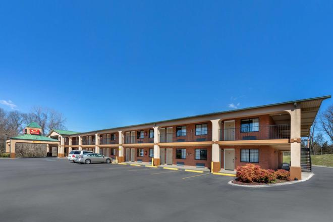 Econo Lodge - Nashville - Building