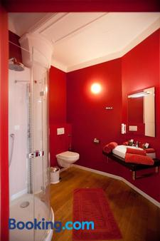 Hotel Orion - Ghent - Bathroom