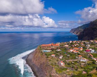Monte Mar Palace Hotel - Sao Vicente - Вигляд зовні