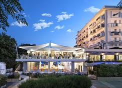 Atlantic Hotel - Riccione - Bygning