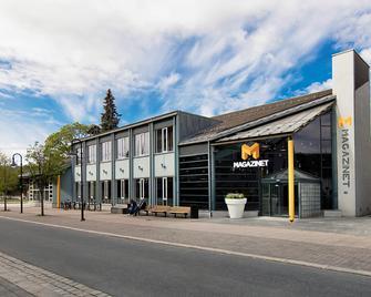 Quality Hotel Grand, Kongsberg - Kongsberg - Gebouw