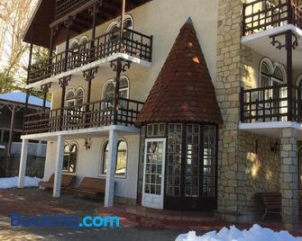 Pension Casa Alba - Slanic Moldova - Gebäude
