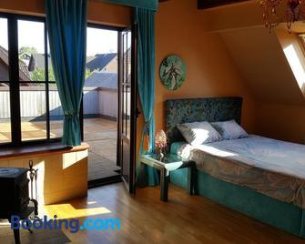Peahen Residence - Sigulda - Slaapkamer