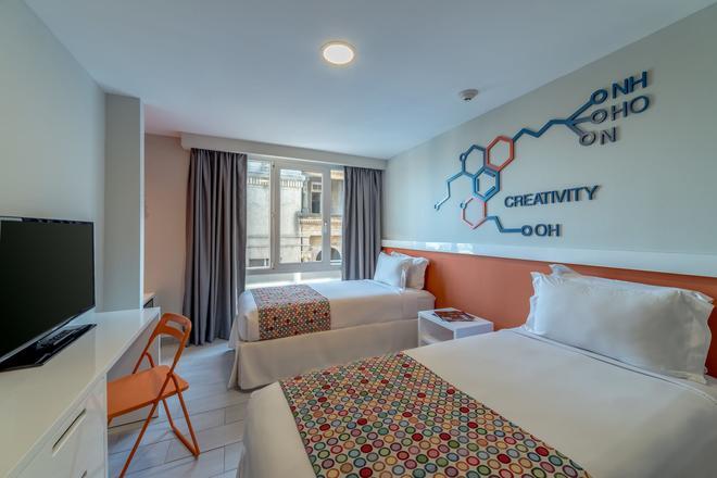 霍德爾帕諾夫廣場酒店 - 聖多明各 - 臥室