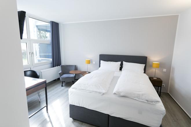Wald & Golfhotel Lottental - Бохум - Спальня