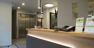 Hotel Neuthor - Ulm - Rezeption