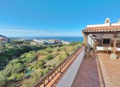 Canary Biohostel - Los Realejos - Balcony