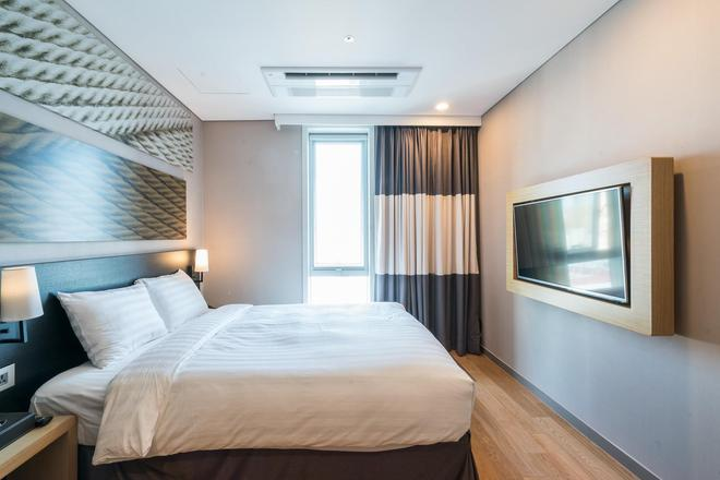 ibis Ambassador Busan Haeundae - Busan - Bedroom