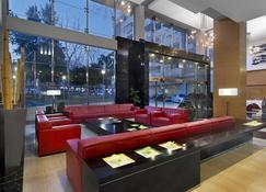 Elba Almeria Business & Convention Hotel - Альмерия - Лобби