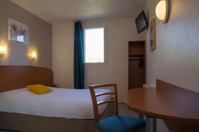 The Originals Access, Hôtel Nantes Est (P'tit Dej-Hotel) - Carquefou - Bedroom