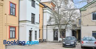 Central Hostel - Riga - Building