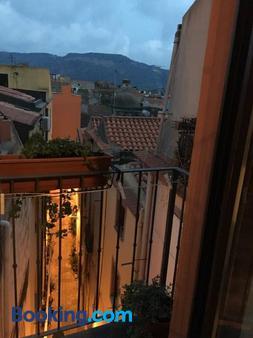 Sa Domo De Alene - Bosa - Balcony
