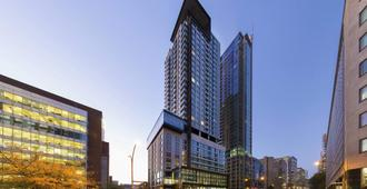 AC Hotel by Marriott Montreal Downtown - Montreal - Rakennus