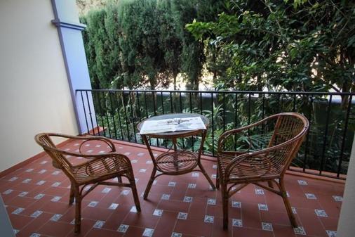 Hotel Piedra Paloma - Estepona - Parveke