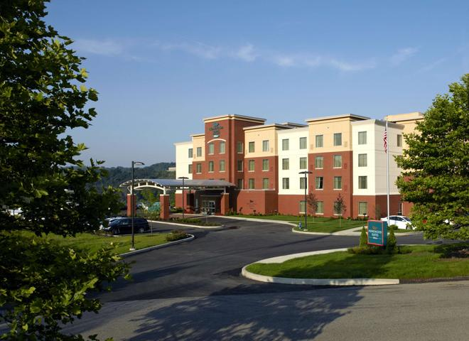 Homewood Suites by Hilton Pittsburgh Airport Robinson Mall - Moon - Building