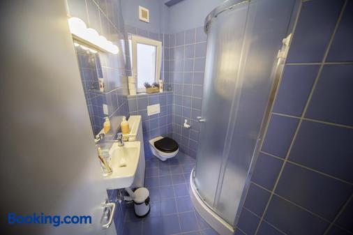 Das Nest Budapest - Budapest - Phòng tắm