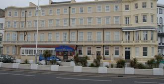 Chatsworth Hotel - Hastings - Edificio
