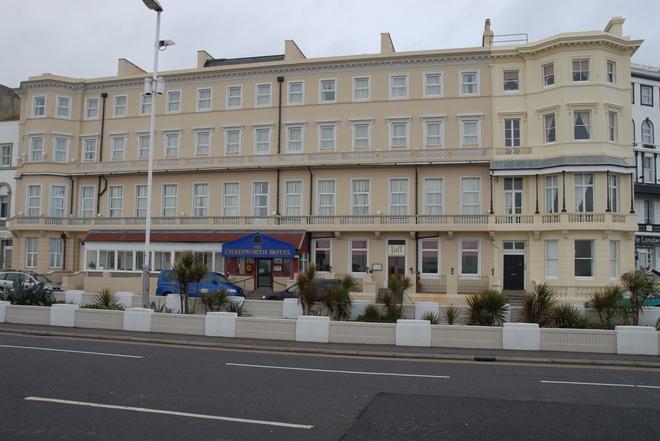 Chatsworth Hotel - Hastings - Edificio
