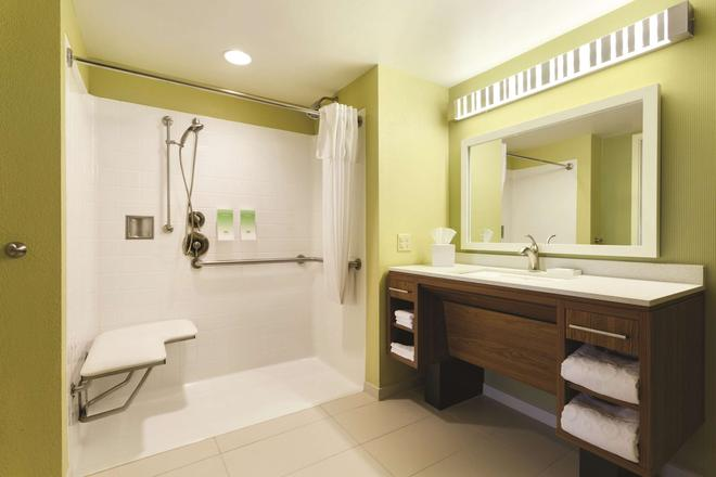 Home2 Suites by Hilton Pittsburgh Cranberry, PA - Cranberry Township - Μπάνιο