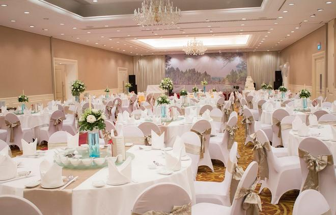 Eastin Grand Hotel Saigon - Ho Chi Minh City - Banquet hall