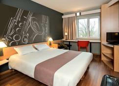 迪南市中心宜必思酒店 - 迪南特 - 迪南 - 臥室