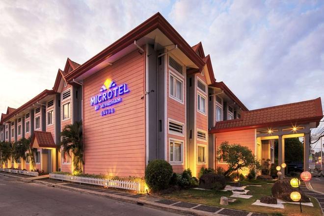 Microtel by Wyndham Davao - Νταβάο - Κτίριο