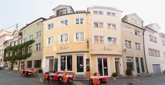 โรงแรมอังเคอร์ - ลินเดา - อาคาร