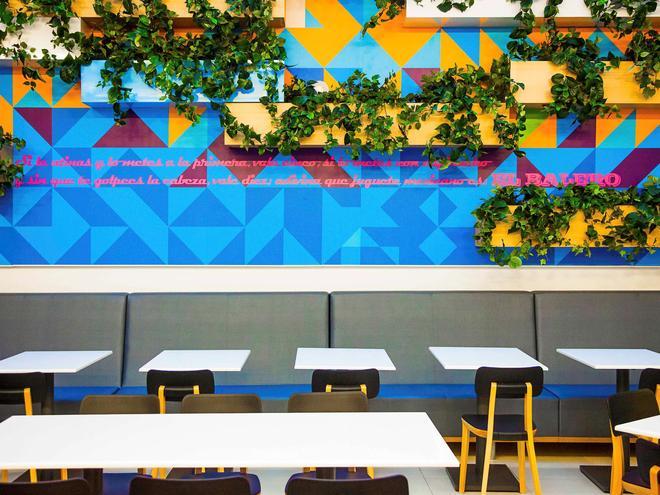 Ibis Styles Mexico Zona Rosa - Πόλη του Μεξικού - Εστιατόριο
