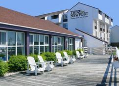 The Newport Harbor Hotel & Marina - Newport - Balcony