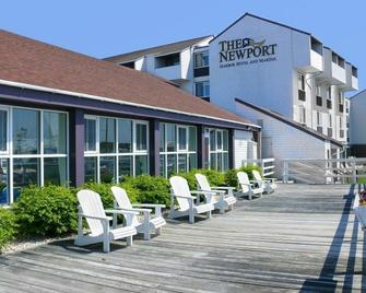 The Newport Harbor Hotel & Marina - Newport - Balcony