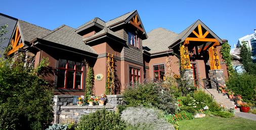Buffaloberry B&B - Banff - Building