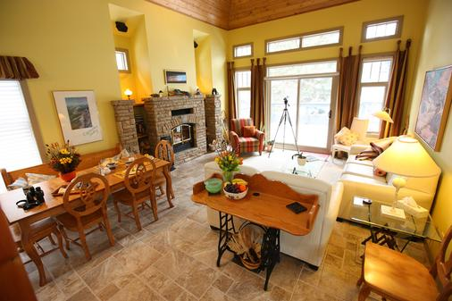 Buffaloberry B&B - Banff - Restaurant