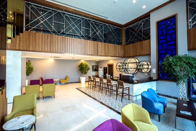 Radisson Blu Hotel Diyarbakir, Turkey - Ντιγιάρμπακιρ - Σαλόνι ξενοδοχείου