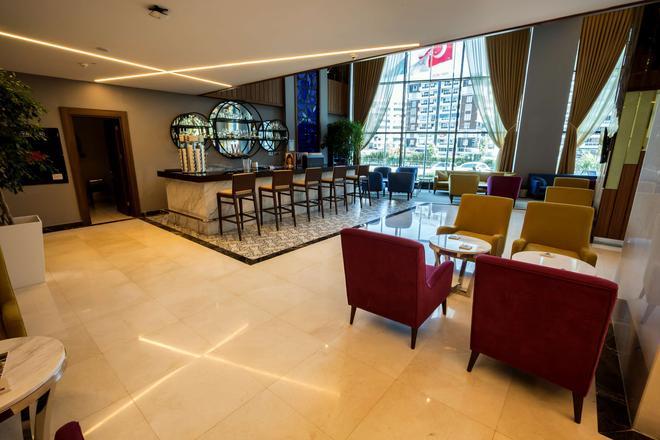 Radisson Blu Hotel Diyarbakir, Turkey - Ντιγιάρμπακιρ - Bar