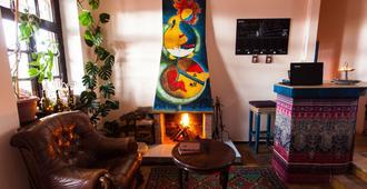 Namaste Hostel - ทบิลิซี - ห้องนั่งเล่น