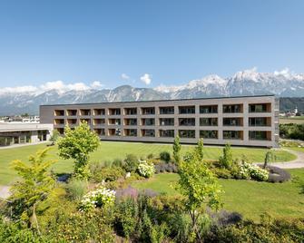Der Reschenhof - Hall in Tirol - Gebouw