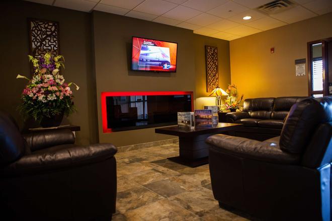 Best Western Plus Service Inn & Suites - Lethbridge - Oleskelutila