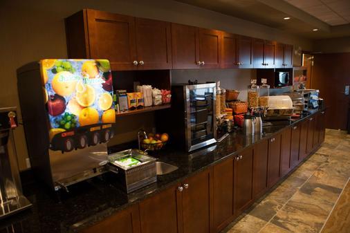 Best Western Plus Service Inn & Suites - Lethbridge - Buffet